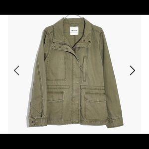 Brand new! Madewell Passage jacket